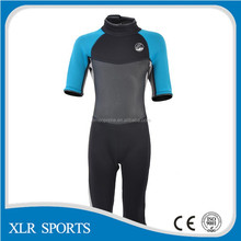 kids/youth/childs printed neoprene commercial surfing wetsuit