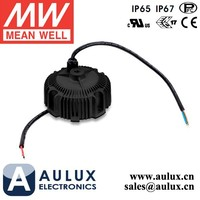 Meanwell HBG-100-24A 100W 24V 4A Round Size IP65 UL CE PFC LED Driver 100W