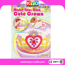 Most cheap beautiful DIY paper craft crown