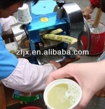 hand-cranked Sugarcane juice making machine