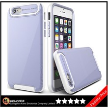 Keno Fashion Silicon Case for iPhone 6, Air Space Cushion Extra Slim Fit Dual Layer Fancy Mobile Covers for iPhone 6