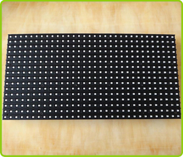 high quality hd led display  p8 outdoor led module size 256x128 mm led display outdoor p8 indoor led module front description