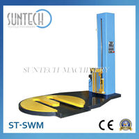 Wholesale Low Price Reel Pallet Wrapping Machinery