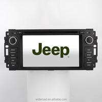 2din 6.2inch Android 4.4.4 Jeep compas, Wrangler, Patriot DVD player tv gps navigation radio mirror link
