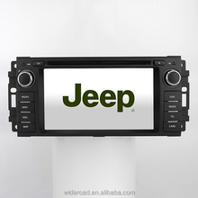 2din 6.2inch Android 4.4.4 Jeep compas, Wrangler, Patriot DVD player tv gps navigation radio mirror link