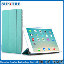 Rock Ultra Thin Smart Case With Wake/Sleep Function Leather Case for iPad mini, for ipad mini case, for ipad rock case