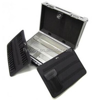 display aluminum carry tool case with foam inside made in China
