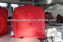 clam outdoor ice fishing shelter tent
