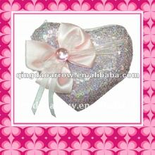 the best Fashion Sequin Heart Shaped little bag ladies