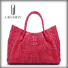 Hot selling high quality leather handbags made in india
