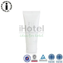 Hotel Cosmetic Disposal White Tube