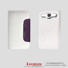 Litchi Pattern Universal Cell Phone Case Cover