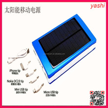 YASHI 30000 mAh Solar Charger Battery Power Bank For iPhone 6 /6PLUS Smartphone
