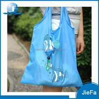 2016 New Design Hot Sale Eco-Friendly Foldable Polyester/Nylon Shopping Bag