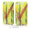 stylish unique custom logo print pc phone accessories for iphone4