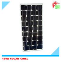 Best quality 150 watt 30 volt mono solar panel