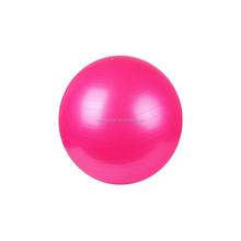 high quality anti-burst PVC gym ball with air pump