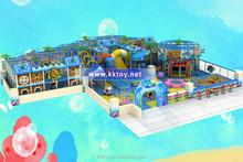 New Design kids plastic tube slide for indoor playground