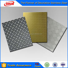 S.S Panel for Decorating Purpose on Elevator and Lift