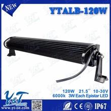 "Free Wiring 20""120W LED Offroad Light Bar ATV SUV 4WD Farming Truck 4x4 Combo Work Driving Light Bar 120W 300W"