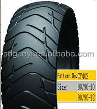 high quality motorcycle tire 90/90-10