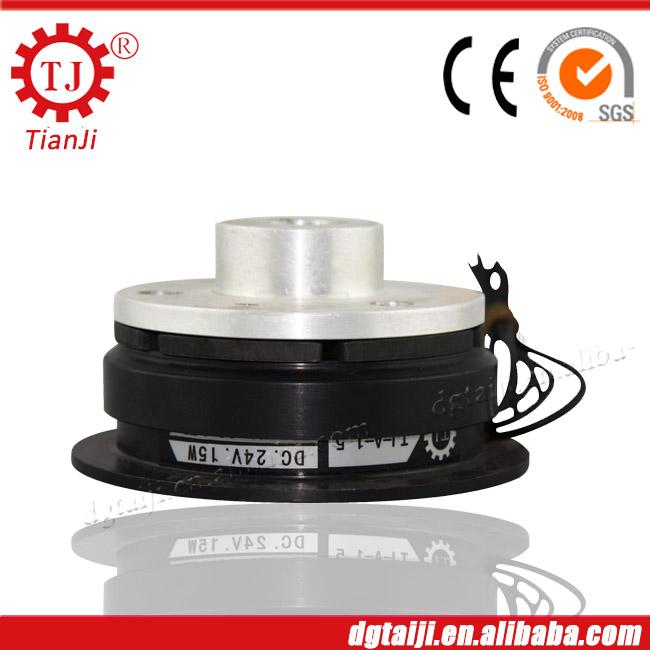 Melhor preço Industrial peças de transmissão freio Eletromagnético com rolamento e guideway