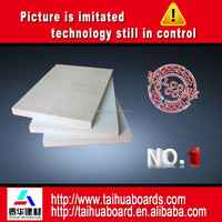 famous brand white magnesium oxide board in china