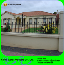 fencing Trellis & Gates Type wrought iron Metal Fence for homes