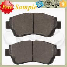 OE formular brake pads for European and American car D476-7357