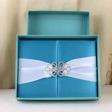 Venta al por mayor agraciada y lindo fancy paper tarjetas de felicitación de cumpleaños