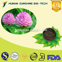 Medicinal Herbs Immune Booster Medicines Red Clover Extract Total Isoflavone