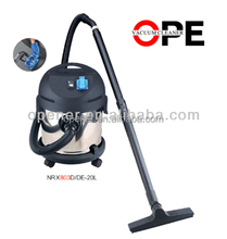 CE GS SAA 1200W 20L wet and dry commercial vacuum cleaner with socket