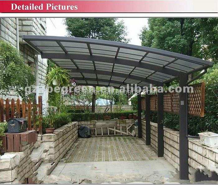 Carport Awnings Product : Unbreakable anti corrosion cantilever carport buy mobile
