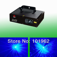 Low price ! Newest single head 1000mw Bule stage laser lighting