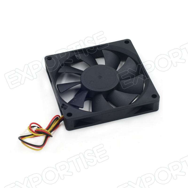 Electric Motor Cooling Fan 24v Dc Fan 80 80 15 Fan Cooling