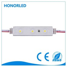 factory directly sell,mass producing injection led module,oblong shape,3pcs smd2835,0.72w