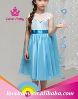 Girls fashion angel dresses for kids cotton baby dress LBS4092803