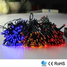 High power decorative color changing newest santa claus christmas led lights rice lights sharp bulbs