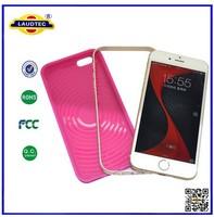 Hot New Product TPU & Aluminum bumper Combo Case For Iphone 6s