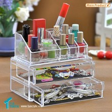 China Supplier Wholesale High Quality Beautiful Clear Cheap Makeup Cases