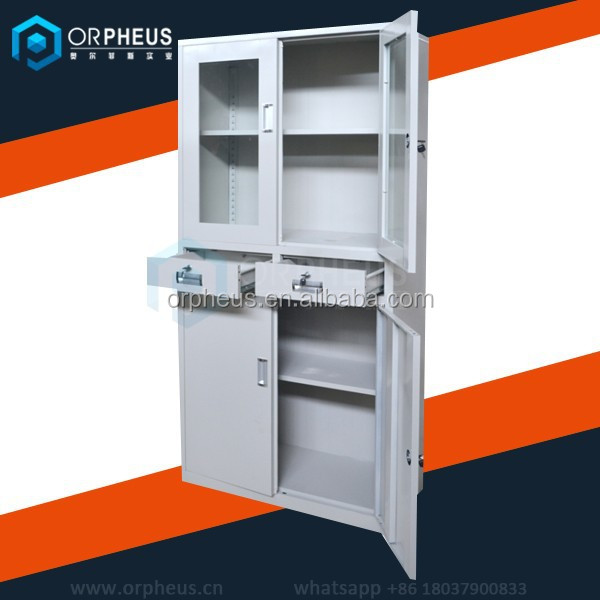 Office furniture stainless steel dividers storage made in