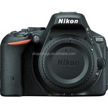 Nikon D5500 sólo cuerpo DSLR cámara negro DGS Dropship