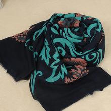 Hot sale scarf japan and south korea fashion printe shawl scarf for 2015