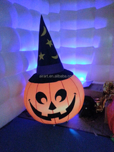 inflatable hallowmas pumpkins