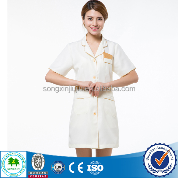 New arrival summer beauty salon uniform buy beauty salon for Spa uniform indonesia
