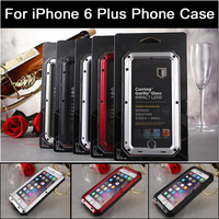 Fashion Shockproof cell phone cover Fashion Shockproof dual layer cell phone cover phone case for iphone 6s plus china price