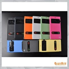 phone case cover for xiaomi 3 leather flip case