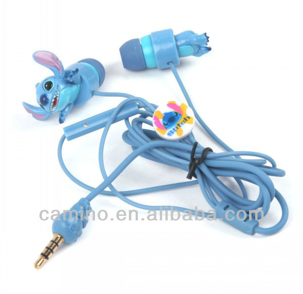 Mpow earphones - stitch disney earphones