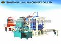 Qt4-15c bloque hidráulico que hace la máquina en zambia