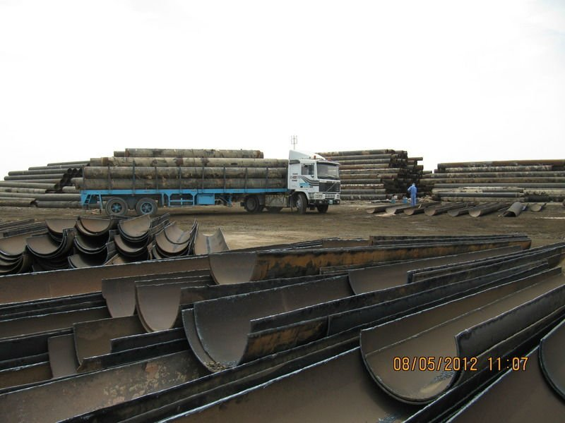 Steel pipes used buy pipe product on alibaba